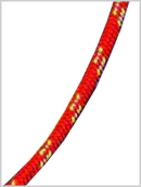 6mm - Evo Race Dyneema (red / yellow)