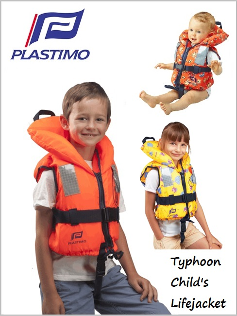 Typhoon Child's Lifejacket 100N
