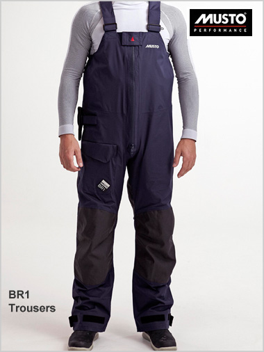 BR1 Trousers - Navy