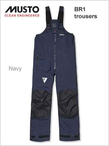 BR1 NEW Trousers - Navy