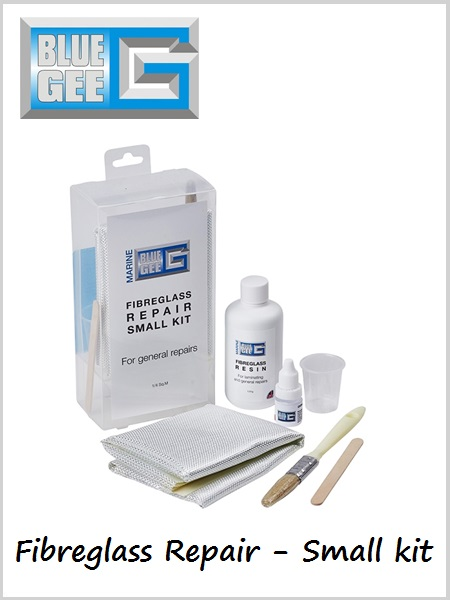 Fibreglass repair kit - small