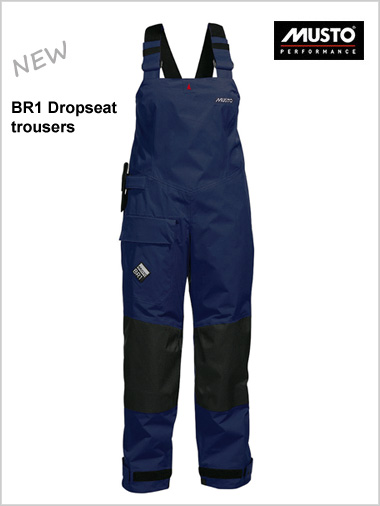 BR1 Dropseat Trousers - for women