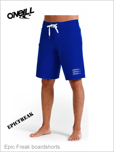 Epic freak technical board shorts