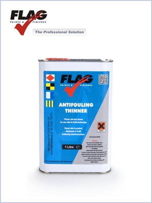 Flag Antifouling Thinners - 1L