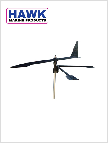 Hawk wind indicator