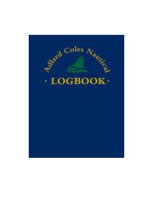 Adlard Coles Nautical Log Book