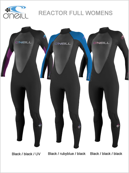 Reactor 3/2 Full wetsuit - womens