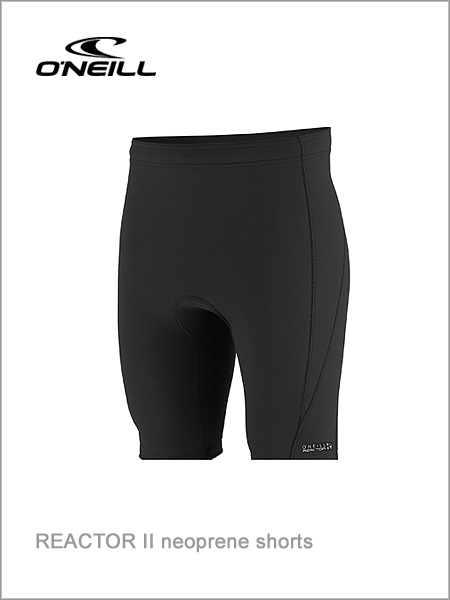 Reactor II neoprene shorts