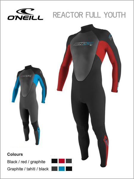 Reactor 3/2 Full wetsuit (unisex) - Youth