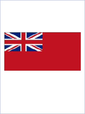 Red Ensign flag - 3/4 yard