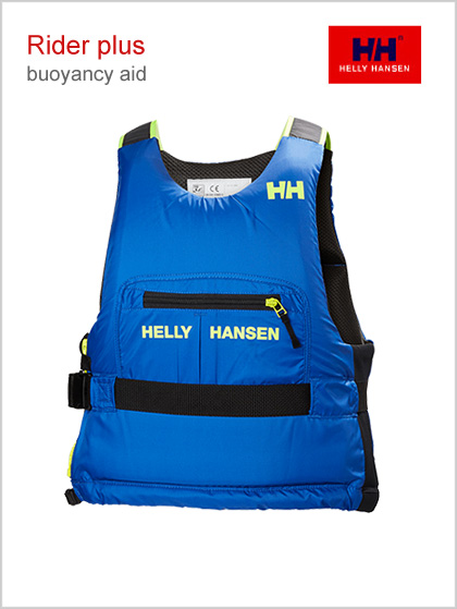 Rider Plus buoyancy aid