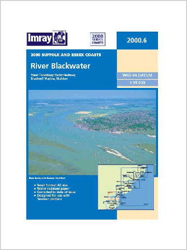 Charts: 2000.6 River Blackwater