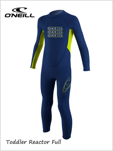 Reactor Full wetsuit (unisex) Toddler - navy