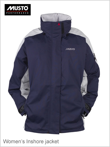 BR1 Inshore jacket - womens (only UK 10 now left)