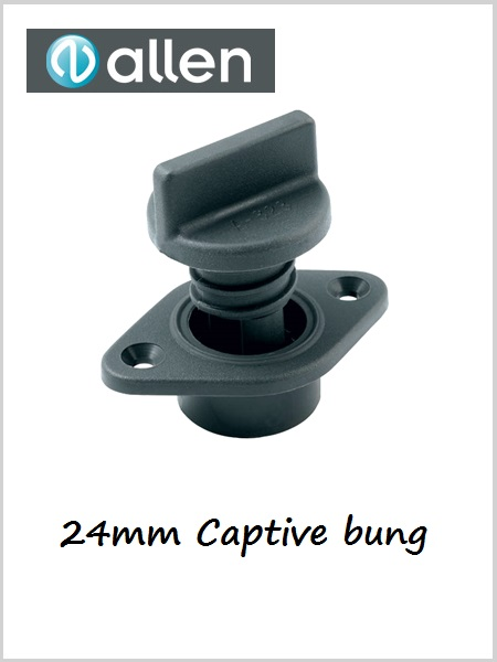 Screw-in Captive Bung