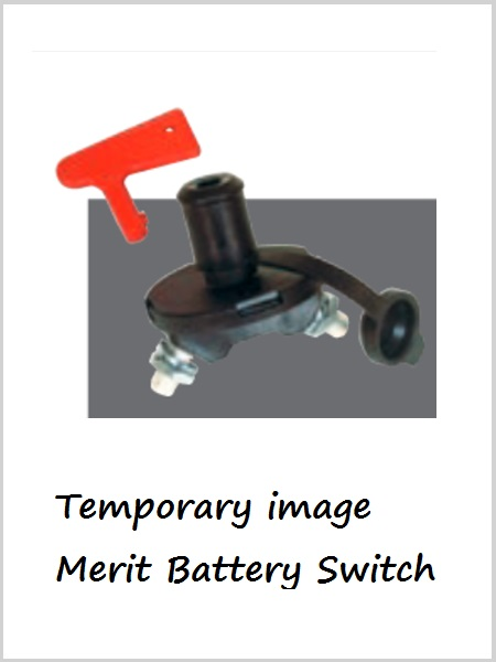 Merit Battery Switch