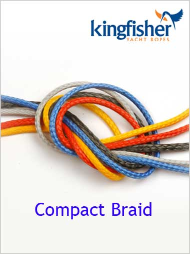 3mm - Compact Braid 75 (coated Dyneema)