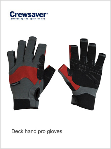 Deck hand pro gloves - Junior