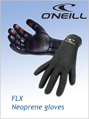 O'Neill FLX gloves - 2mm Neoprene