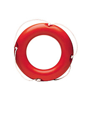 'Flipper' Ring lifebuoy 60 cm