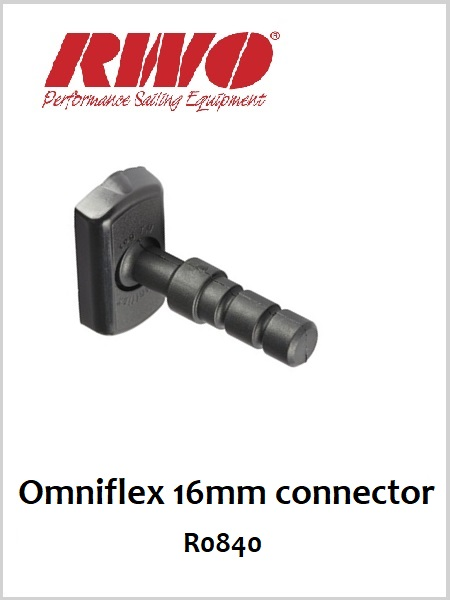 Omniflex Connector 16mm - R0840
