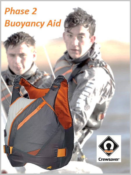 Phase 2 50N Buoyancy Aid - junior