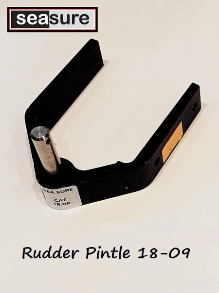 Rudder Pintle 18.09
