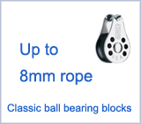 Ball Bearing - to 8mm