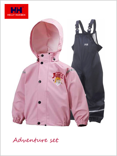 Kids Adventure set - girls - age 5
