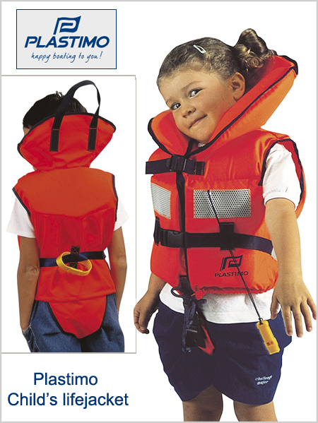 Child's Lifejacket 100N (age 8- 12)