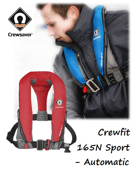 Crewfit 165N Sport - Automatic with harness