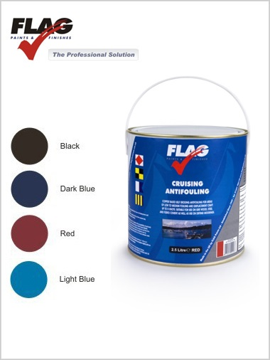 FLAG Cruising Antifouling - 2.5L
