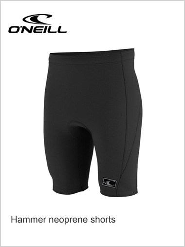 Hammer neoprene shorts