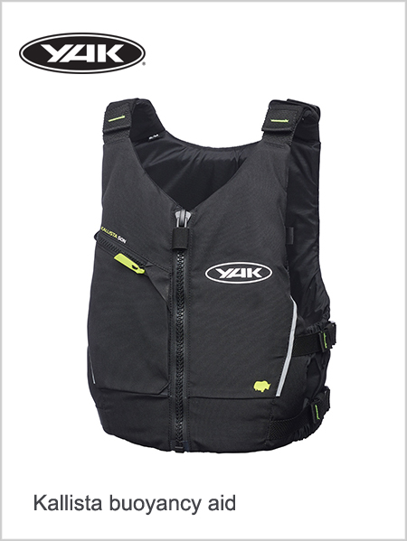 Kallista 50N Buoyancy Aid - Black