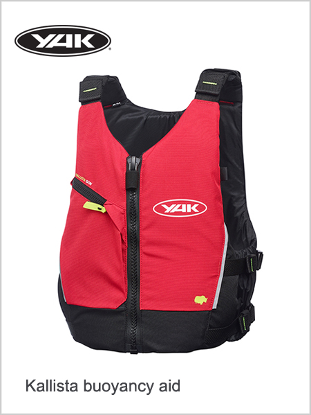 Kallista 50N Buoyancy Aid - Red