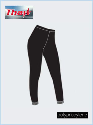 Adult - Polypropylene ladies long john - thermals