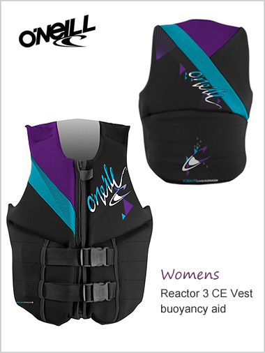 Reactor 3 CE Vest  buoyancy aid - womens UK12