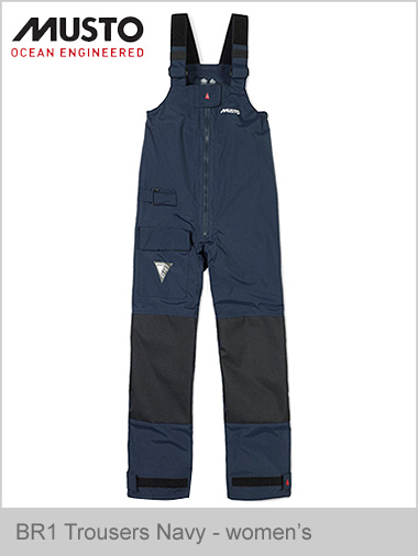 BR1 Trousers Navy - womens