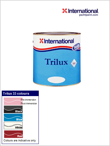 Trilux 33 antifouling - 375ml
