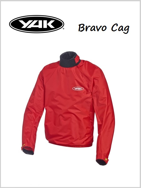 Bravo Cag (spray top) - red