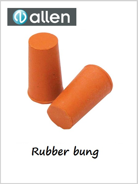 Rubber bung AL1232 single