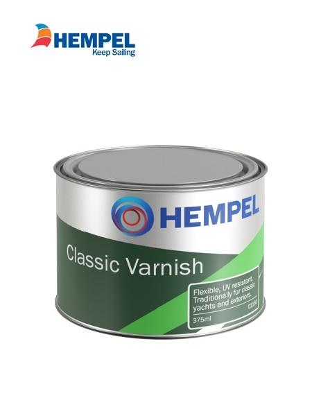 Hempel Classic varnish 375ml
