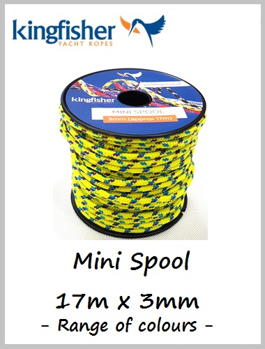 Mini Spool 3mm Evo Performance - 17 metres