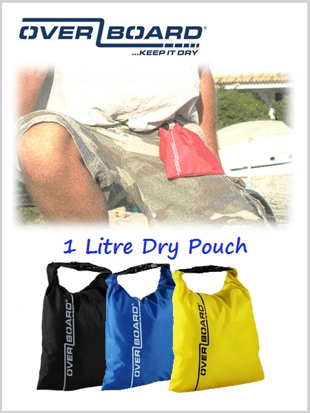 OverBoard Dry Pouch 1 litre