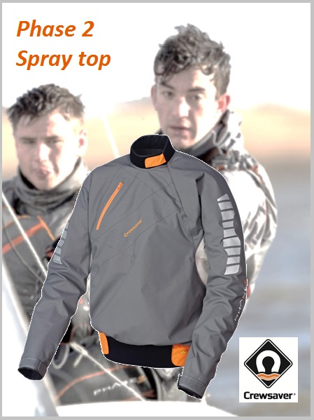 Phase 2 Spray Top - Medium only