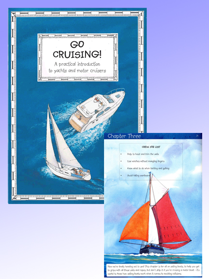 RYA Go Cruising - book