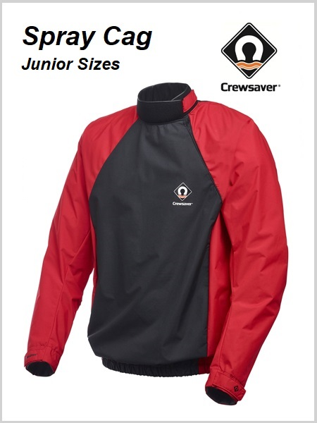 Crewsaver Spray Cag - Junior sizes