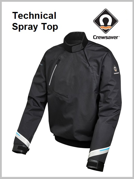 Crewsaver Spray top - technical