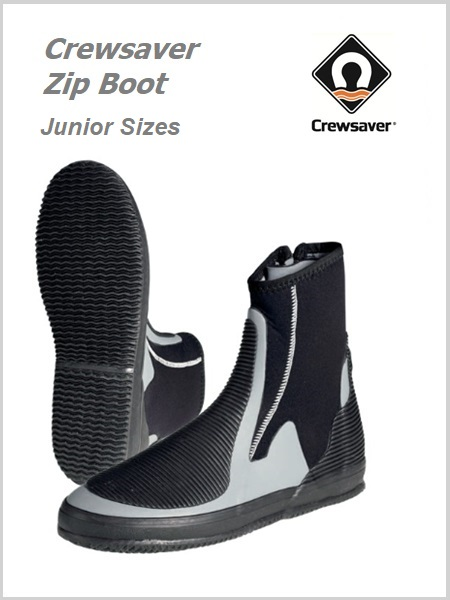 Crewsaver Zip boot - Smaller sizes